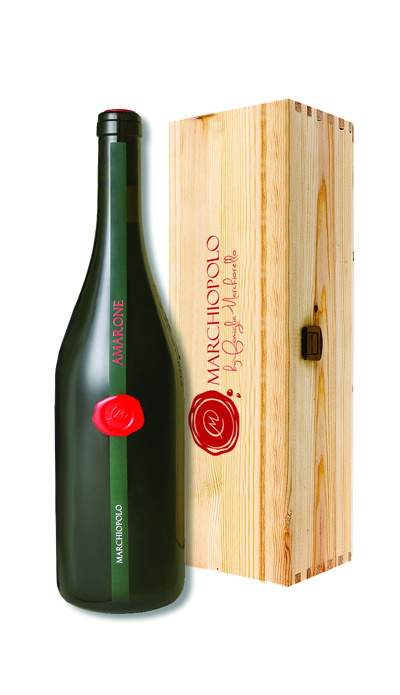 AMARONE 2007 IN WOOD BOX