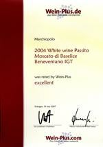 WEINPLUS MOSCATO